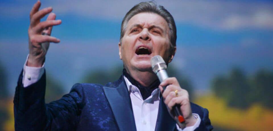 Юбилейный концерт Льва Лещенко смотреть онлайн 06.01.2018. Первый канал