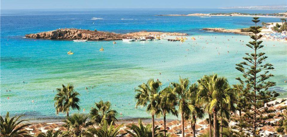 Айя Напа – самый популярный курорт Кипра