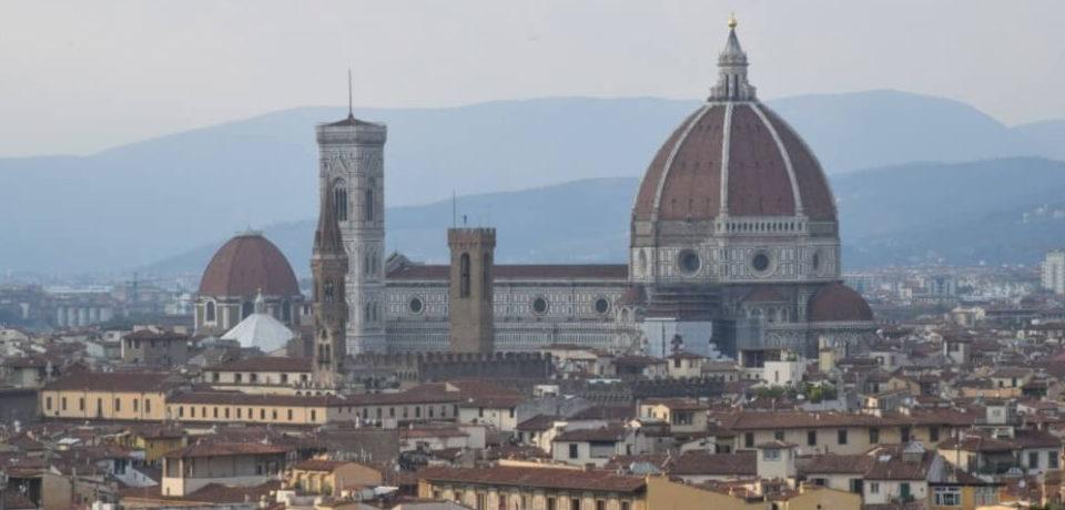 Достопримечательности необыкновенной Флоренции: статуя Давида