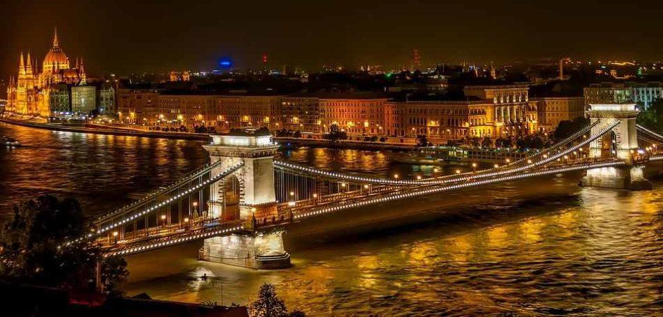 Венгрия: экскурсия по Будапешту