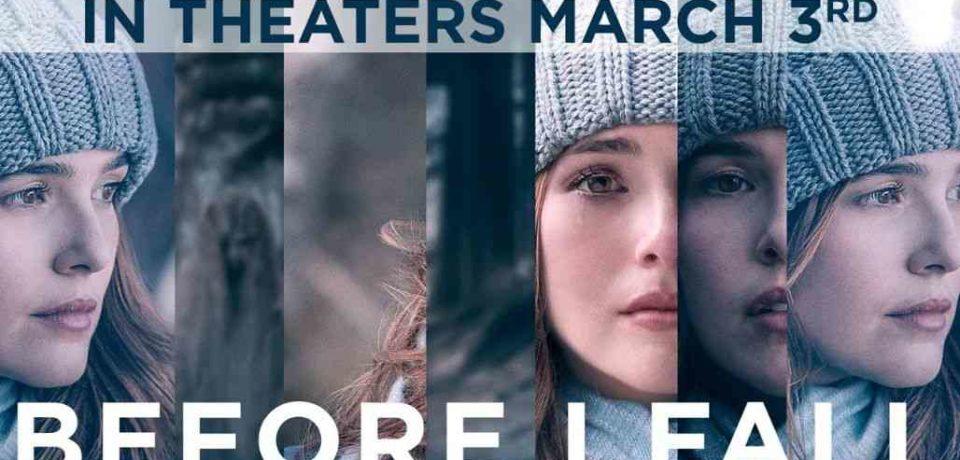 Матрица Времени / Before I Fall (2017) смотреть в HD