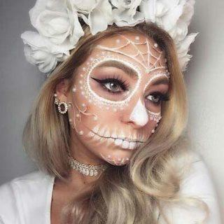 Хеллоуин и модные образы 2019