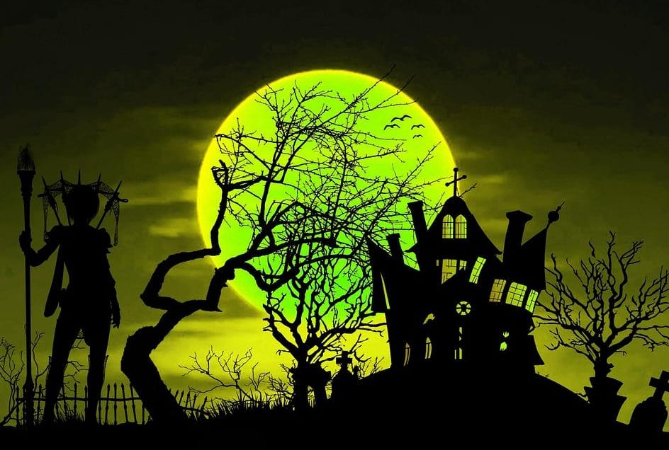Хеллоуин 2019